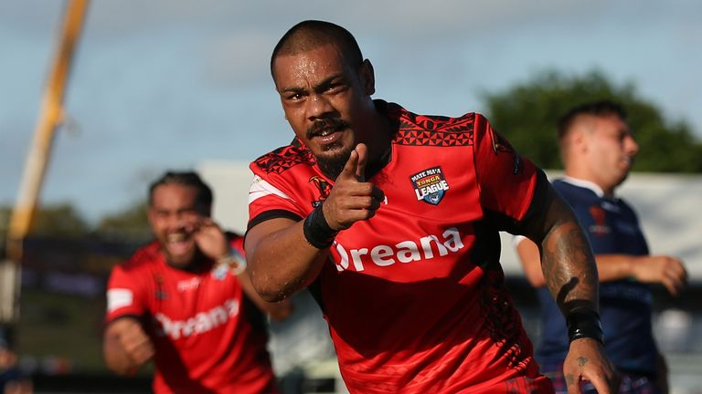 Manu has been given his Tonga team-mates the lowdown on Saturday's opponents