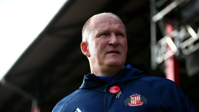 Simon Grayson is a candidate for the Blackpool job