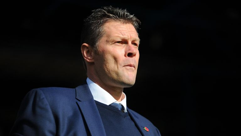 Cotterill leaves Birmingham after just five months in charge