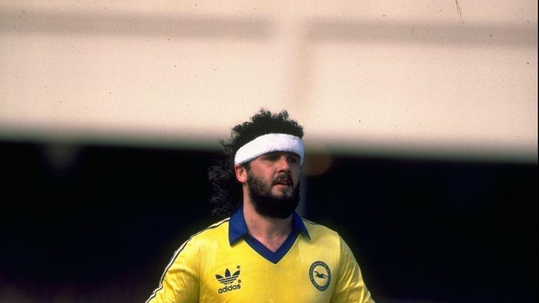 Steve Foster spent nine years at Brighton over two spells