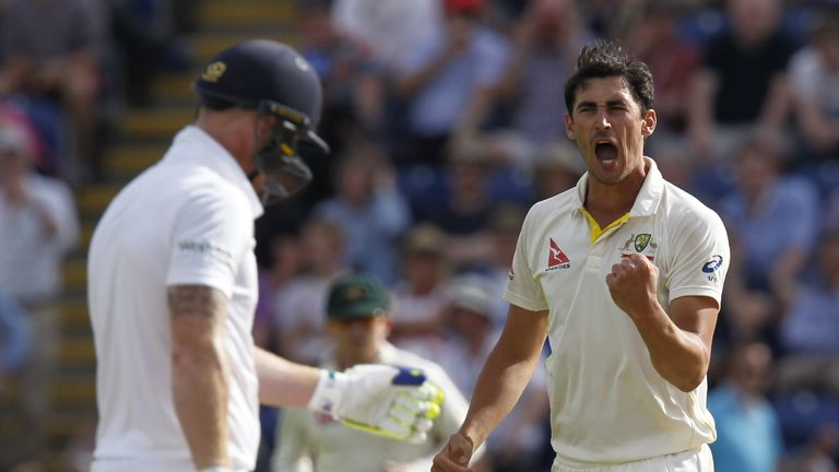 Mitchell Starc thinks England can still challenge for the Ashes even without Ben Stokes