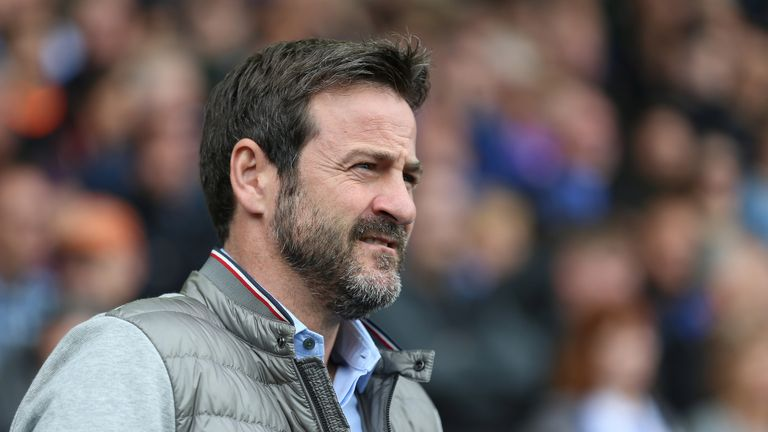 Thomas Christiansen was dismissed after the 4-1 home defeat by Cardiff