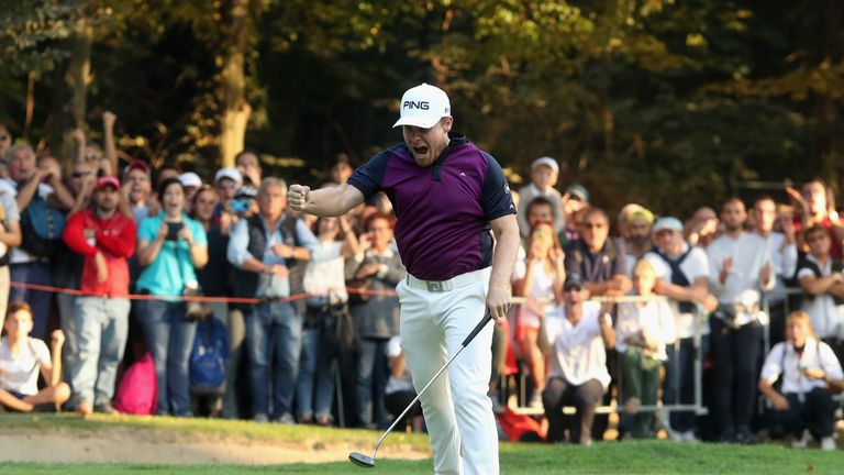 Tyrrell Hatton is up to fifth in the Race to Dubai standings