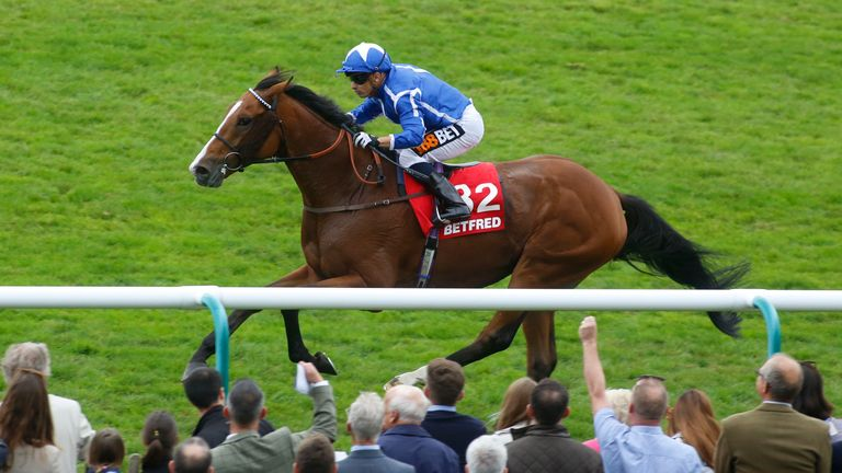 Withhold out to defy top weight in Ebor