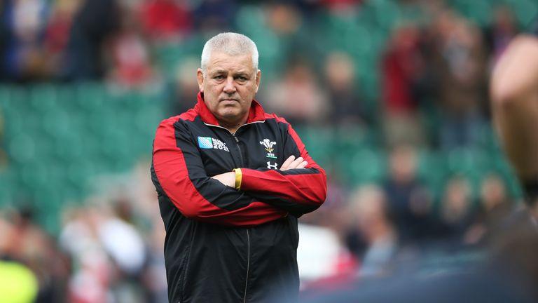 Warren Gatland has coached Wales since 2007