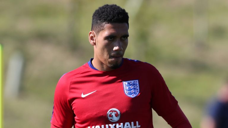 Smalling last featured for England in June 2017 in a 2-2 draw against Scotland