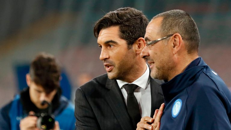 Fonseca has been linked with the vacant managerial post at West Ham