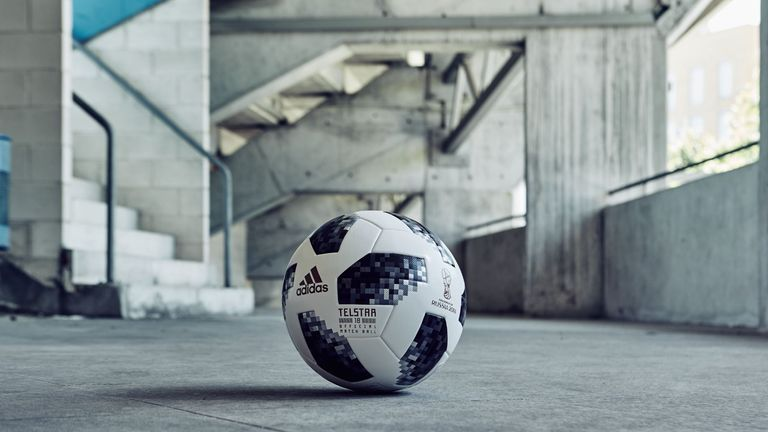 58382ee273f The new Telstar 18 is a reimagining of the first adidas World Cup  matchball