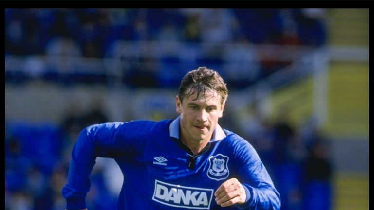Andrei Kanchelskis joined Everton in August 1995