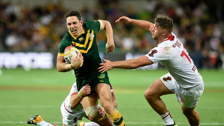 Billy Slater has suggested that Saturday's final could be his last game