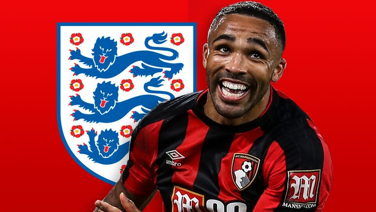 Callum Wilson has been named in Gareth Southgate's England squad