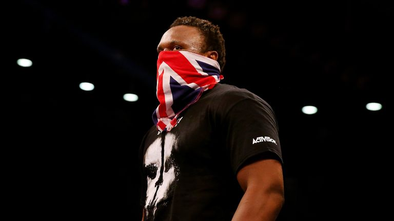 Chisora parted company with Charles for a brief spell