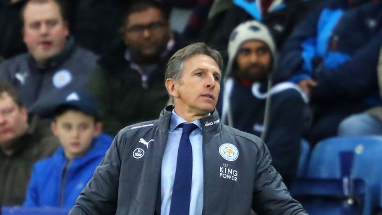 Puel has made an impressive start to his reign at the King Power Stadium