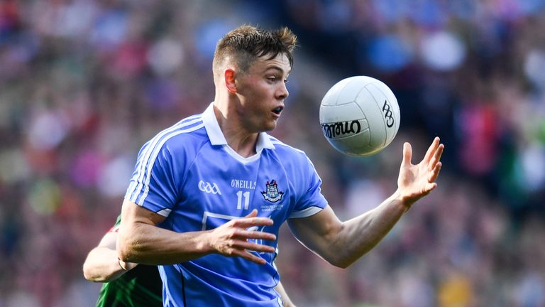 Con O'Callaghan was named GAA Young Footballer of the Year