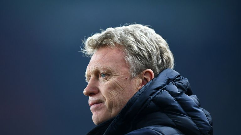 David Moyes plans to target West Ham's defence ahead of his first game in charge