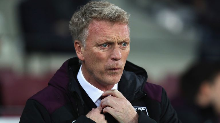 David Moyes has claimed he held talks to become the successor to Steve McClaren at St James' Park