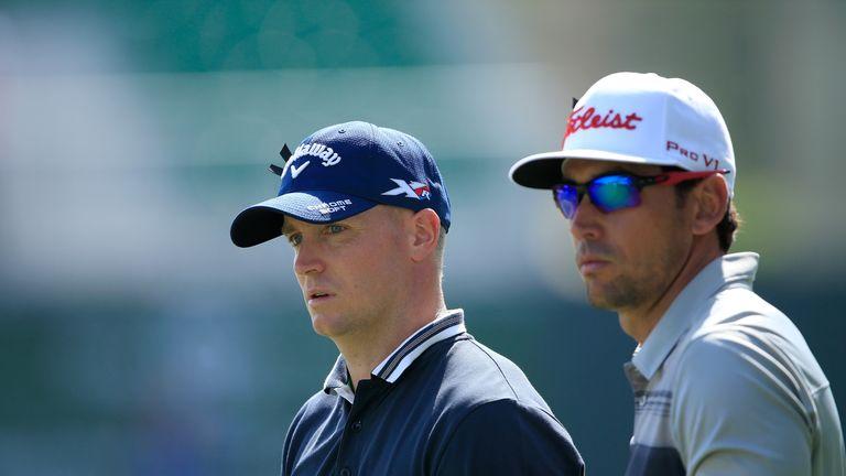 Alex Noren and Rafa Cabrera Bello both play in Dubai this week