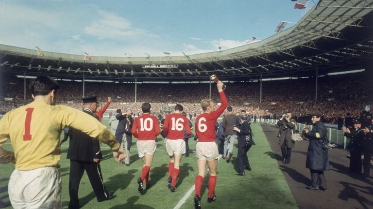 England have not won the World Cup since they beat West Germany at Wembley in 1966