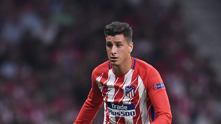 Reports in Italy suggest Atletico Madrid may be willing to sell Juventus and Manchester United target Jose Gimenez
