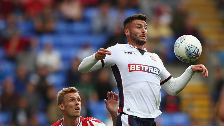 Phil Parkinson made changes at Sheffield United but Gary Madine should lead the line again for Bolton