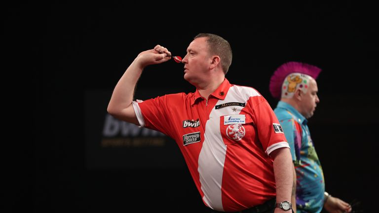 Durrant was the BDO's first quarter-finalist since 2013