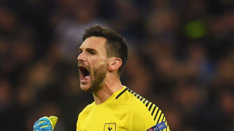 Hugo Lloris will captain Tottenham in the Champions League at their new stadium next season