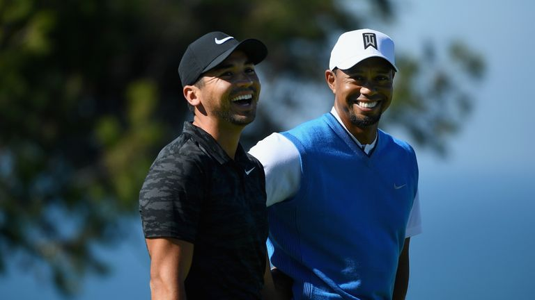 Jason Day says Woods is ready to go in the Bahamas