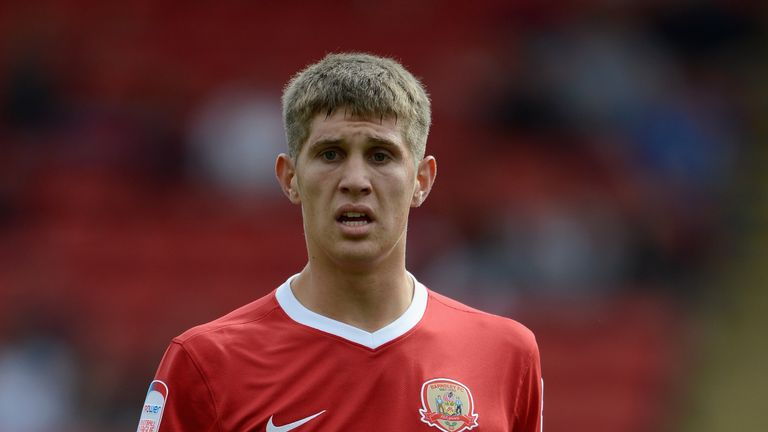 John Stones started out with the Barnsley youth academy