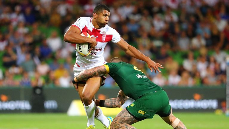 Kallum Watkins is delighted to be back in the England team after being rested for the game against France