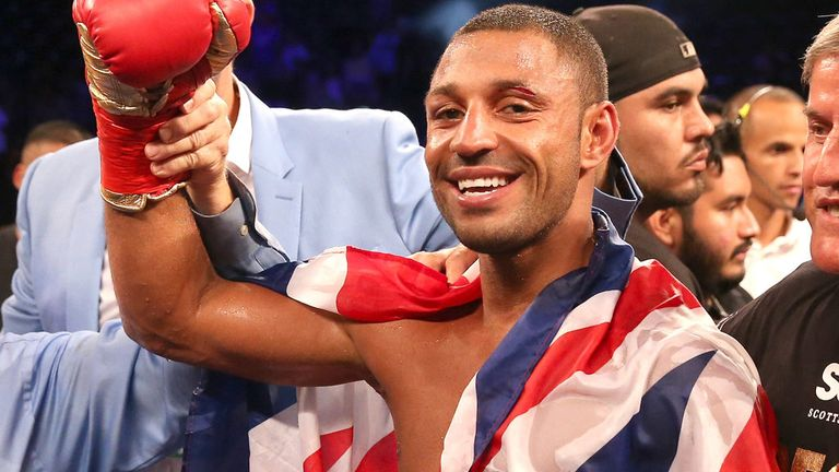 Kell Brook says Conor Benn has shown promising signs after impressive US debut