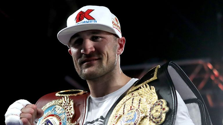 Sergy Kovalev, the WBO light heavyweight champion, could be next for Canelo