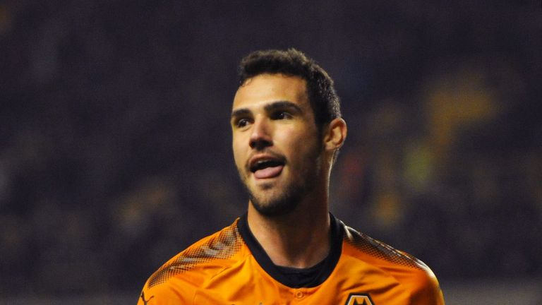 Bonatini has now scored in six straight games for Wolves