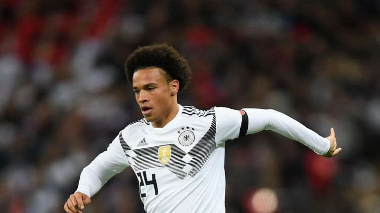 Sane expects Germany to have a good World Cup this summer