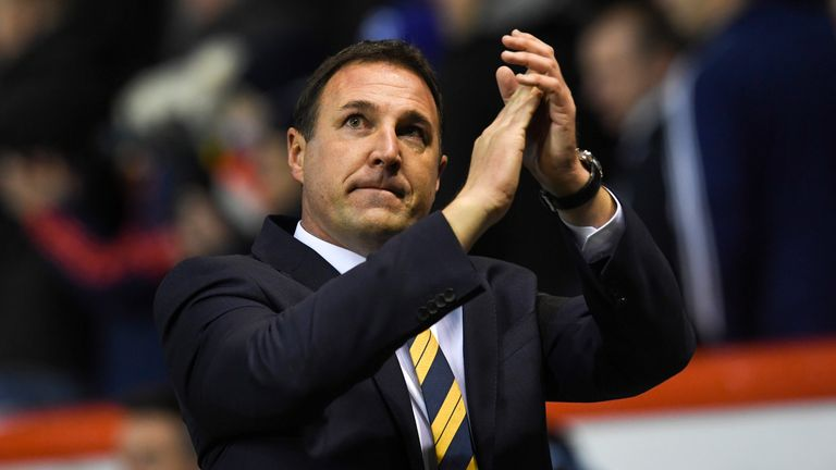 Malky Mackay is set for talks with Dundee United