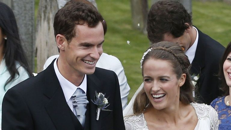 Andy Murray and his wife Kim have welcomed their second daughter