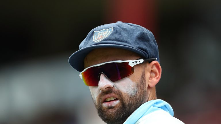 Australia off-spinner Nathan Lyon has been surprisingly vocal during the Ashes build-up