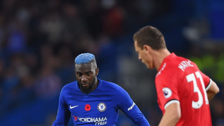 Nemanja Matic departed Chelsea in the summer, with Tiemoue Bakayoko and Danny Drinkwater among the midfielders to join the Blues