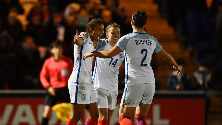 England reached the semi-finals of the Women's World Cup in 2015 and the 2017 European Championships