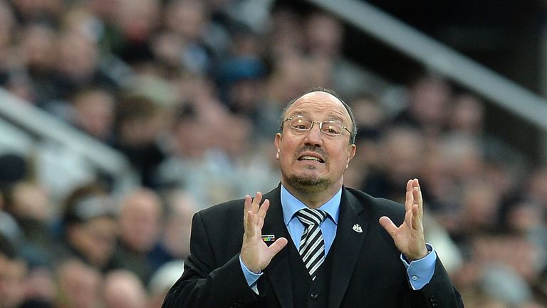Newcastle owner Mike Ashley will want signings in January as it is better for his business, says Rafa Benitez
