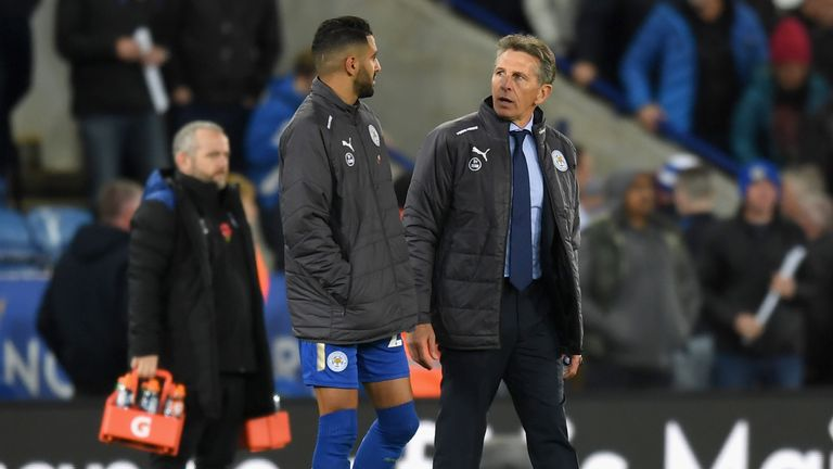 Mahrez has suffered more from his absence than the team, Higginbotham believes