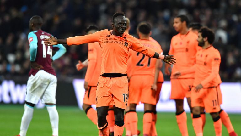 Sadio Mane is looking forward to linking up with his former team-mate at Liverpool