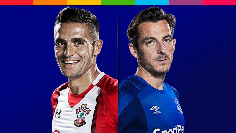 Watch Southampton v Everton on Super Sunday, live on Sky Sports Premier League from 12.30pm
