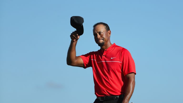 Woods showed signs of encouragement in the Bahamas last year, but his comeback was short-lived