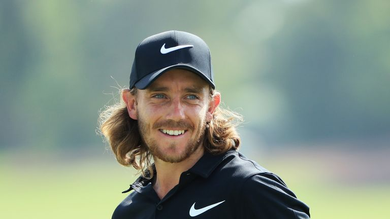 Top seed Fleetwood suffered an early exit