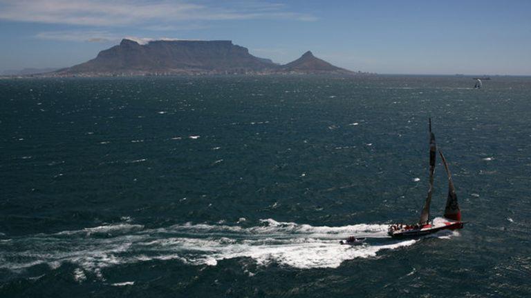 Table Mountain awaits