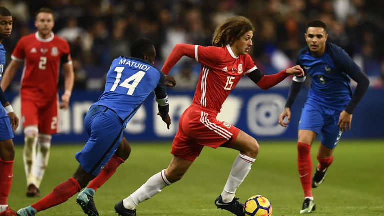 Ethan Ampadu gave a glimpse of the future with an assured display