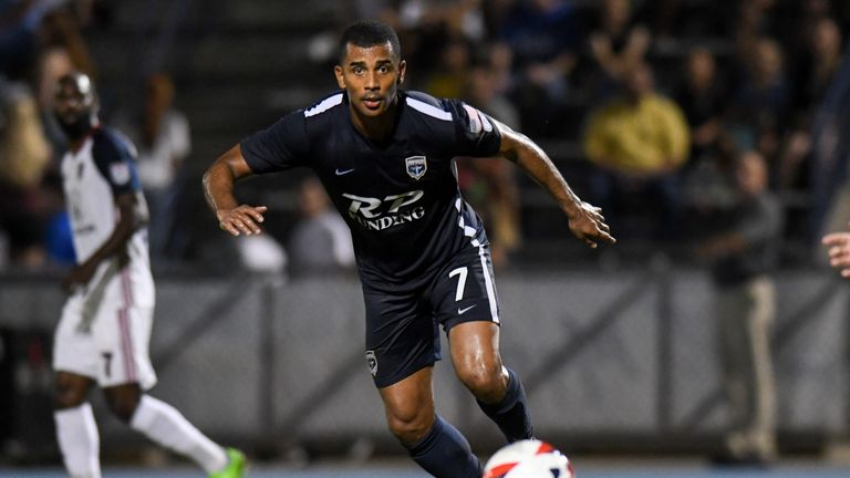 Taylor is hoping to earn a World Cup call [Credit: Todd Drexler / Armada FC]