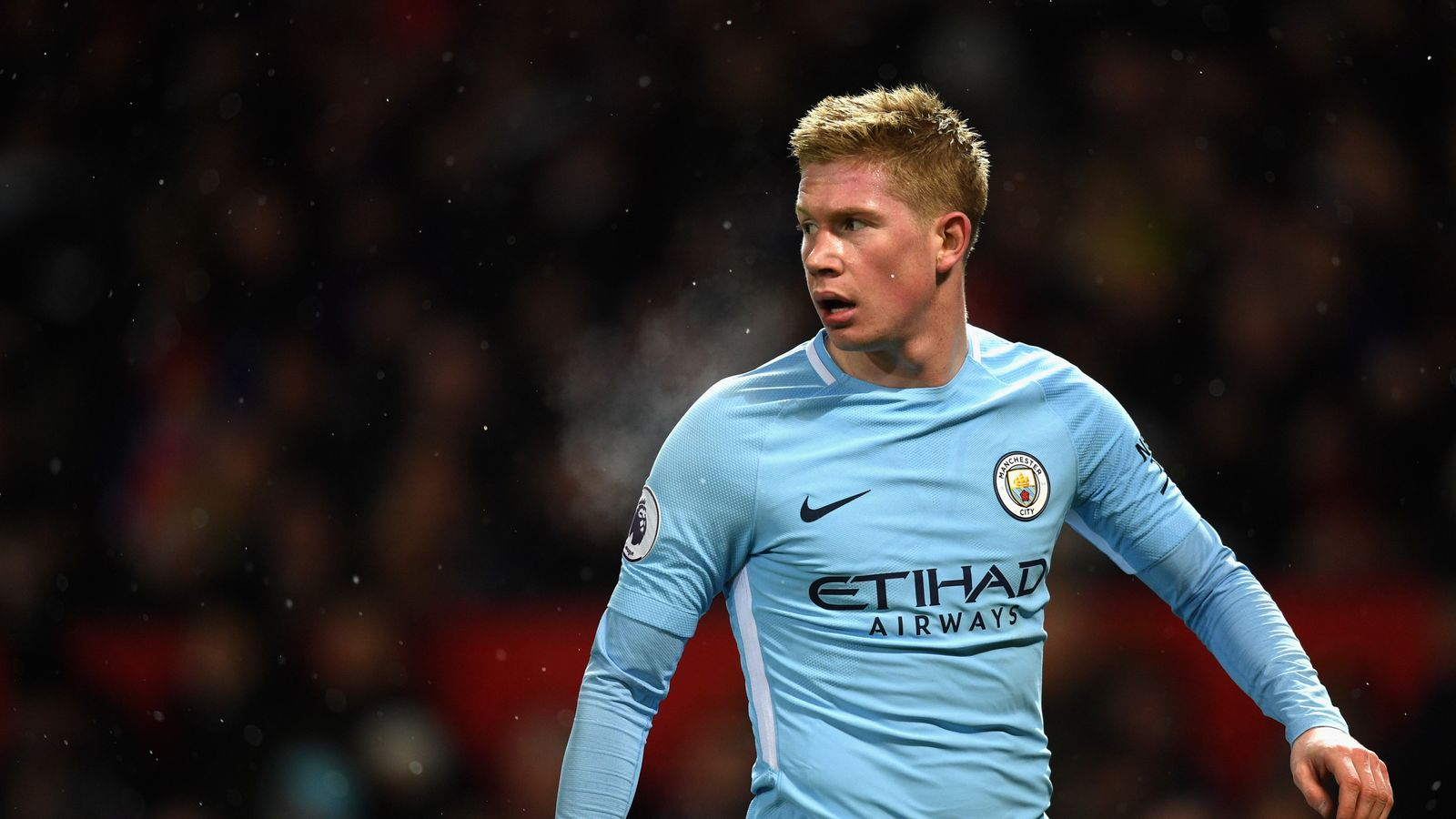 Kevin De Bruyne says there will be no Manchester City