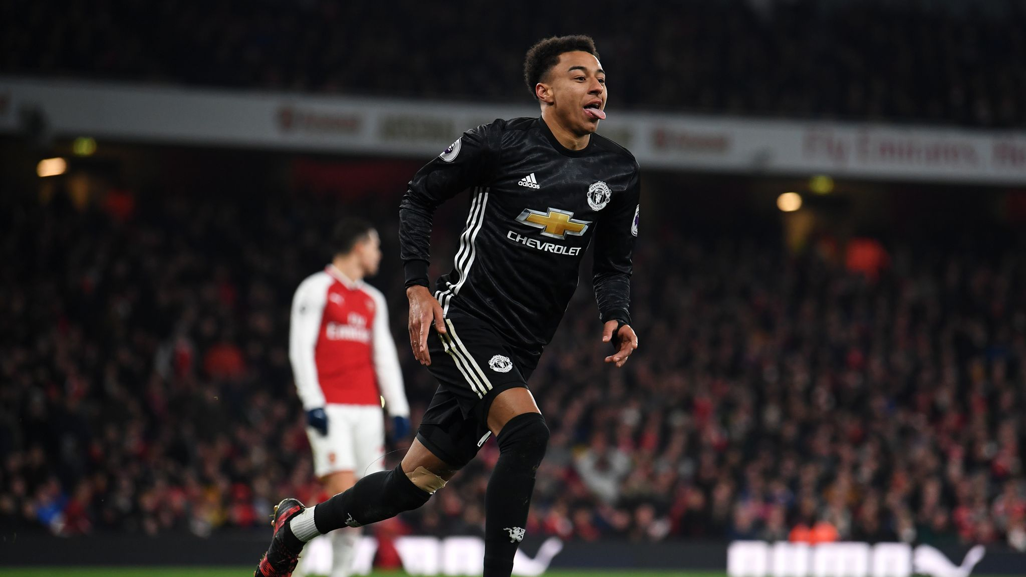 new styles 9bd4d 31994 Jesse Lingard says Man Utd cannot drop another point in ...