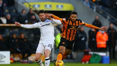 Michael Hector spent last season on loan at Hull in the Championship